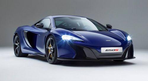 Стали известны цены на новый McLaren 650S