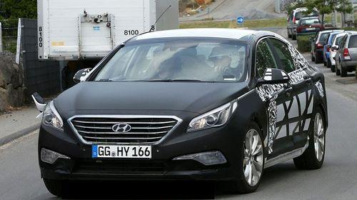 Hyundai представит новую Sonata 18 марта