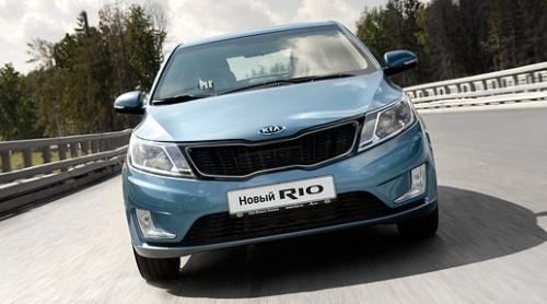 Kia намерена реализовать в 2014 году в России более 200 тысяч автомобилей