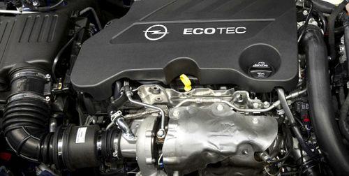 Opel представит в Париже новый дизельный двигатель