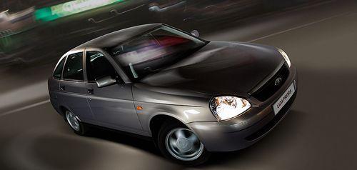 «АвтоВАЗ» оснастил Lada Priora новым 1,8-литровым мотором