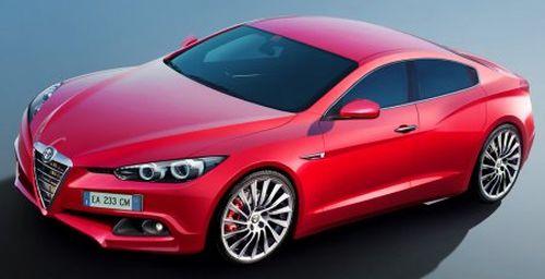 Alfa Romeo представит седан Giulia в 2015 году