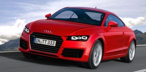 Объявлены цены на новое поколение Audi TT