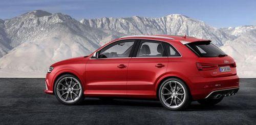 Новый Audi Q3 выйдет в продажу не раньше 2018 года