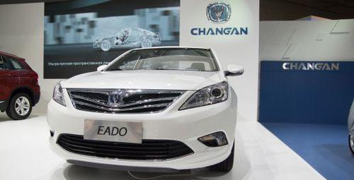 Компания Changan локализуется в России до 2016 года