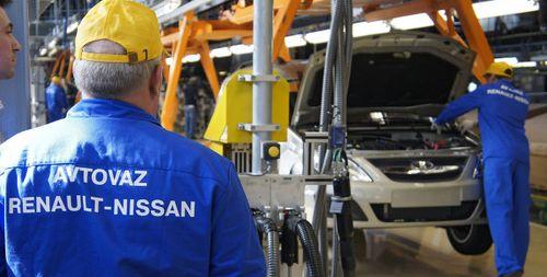 До конца года «АвтоВАЗ» сократит 2 тысячи сотрудников