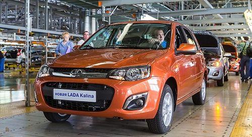 «АвтоВАЗ» приостановит производство Lada Kalina и Priora