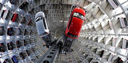 Продажи автомобилей на рынке Европы в августе выросли на 1,8%