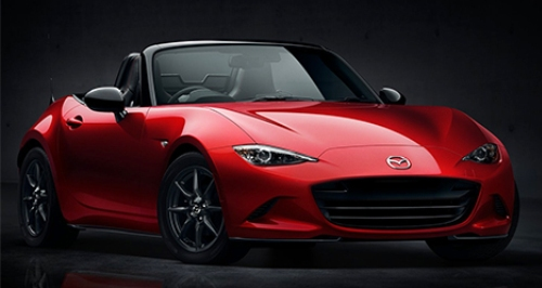 Mazda представила новое поколение спорткара MX-5