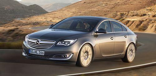 Opel привез в Россию дизельную версию Insignia