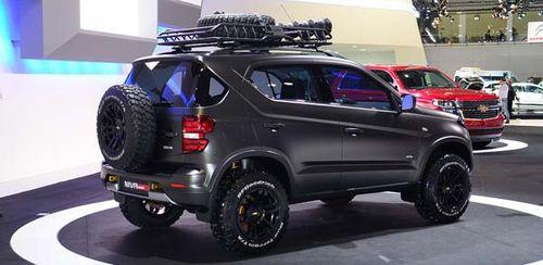 Производство новой Chevrolet Niva перенесено на 2016 год