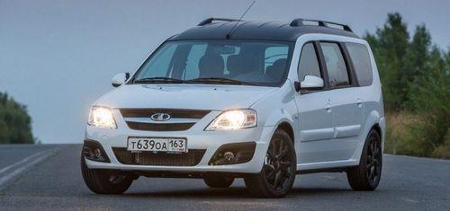 «АвтоВАЗ» объявил цены на «люксовую» Lada Largus