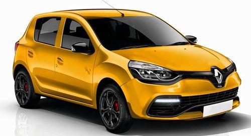 Renault привезет в Россию «заряженный» хэтчбек Sandero RS