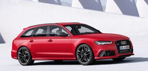 В России стартовал прием заказов на модели семейства Audi A6