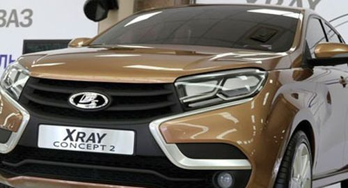 «АвтоВАЗ» запустит серийное производство Lada Xray в октябре 2015 года