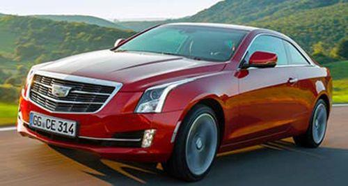 Cadillac рассказал о «европейской» версии ATS Coupe