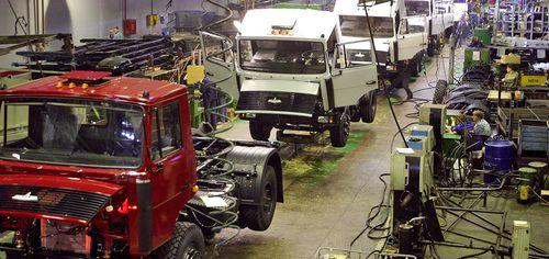 «МАЗ» наладил в Польше сборку своих грузовиков