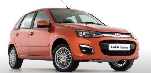 Lada Kalina с 1,4-литровым двигателем получит автоматическую КПП