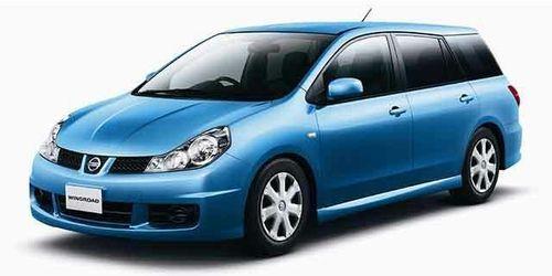 Nissan Wingroad обзавелся новыми конфигурациями