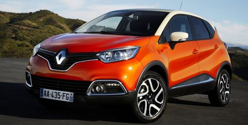 Renault будет собирать кроссовер Captur в России