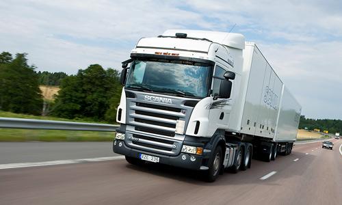 Scania ждет роста рынка грузовых автомобилей в России с 2016 года
