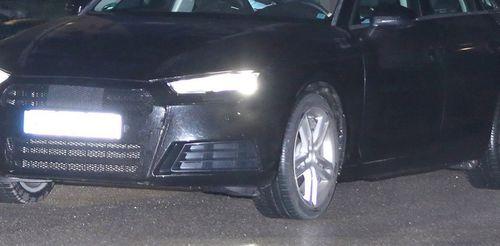 В интернете появились снимки нового седана Audi A4