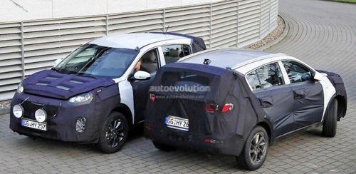 Новый Kia Sportage дебютирует этой осенью