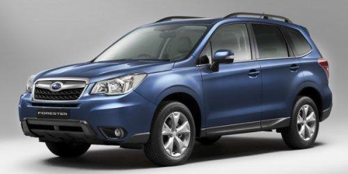 Subaru Forester поступил в продажу в России