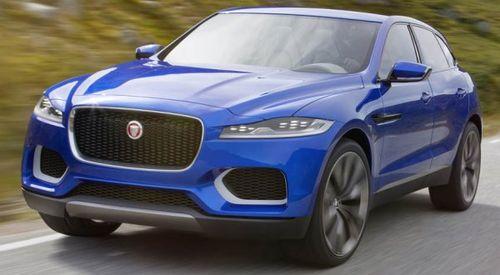 Jaguar выпустит новый кроссовер J-Pace в 2019 году