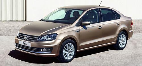 Volkswagen представил обновленный седан Polo