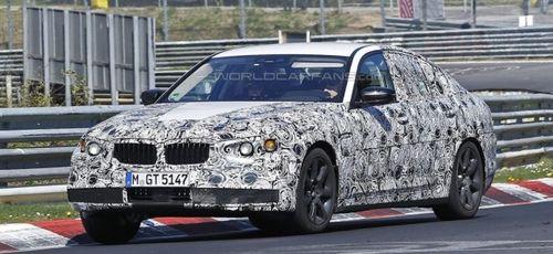 Новое поколение BMW 5-Series появится не раньше 2017 года