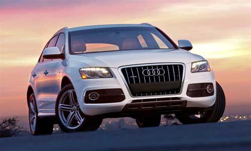 Половину продаж компании Audi скоро составят кроссоверы