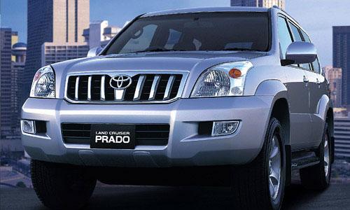 Toyota Land Cruiser Prado получит новую трансмиссию и турбодизель