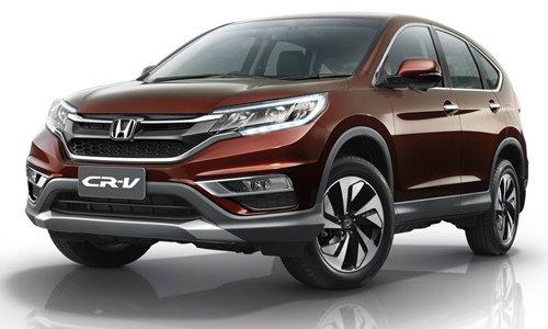 Honda снизила на 150 тысяч рублей цену кроссовера CR-V в честь его 20-летия