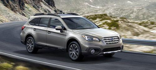 Subaru начала прием заказов на новое поколение универсал Outback в РФ