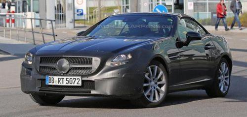 Mercedes-Benz SLC поступит в продажу в декабре