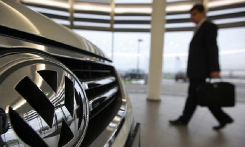 В Нижнем Новгороде приостановил работу завод Volkswagen