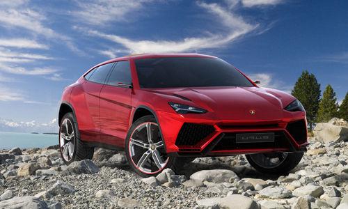 Lamborghini начнет выпуск внедорожника в 2018 году