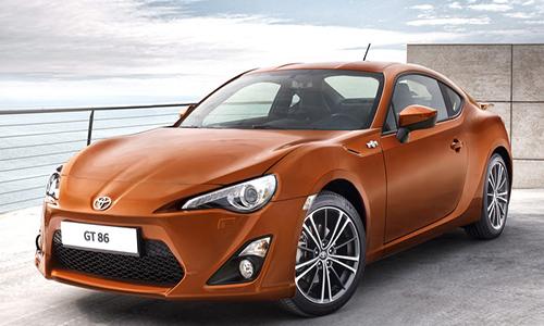Toyota начала разработку нового спорткара на ступень ниже GT86