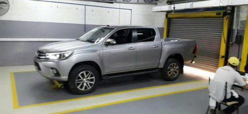 Новый пикап Toyota Hilux дебютирует 21 мая