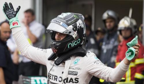 Ф-1. Результаты гонки Гран При Монако 2015 года