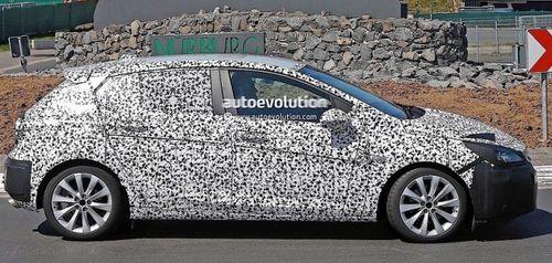 Opel разрабатывает «заряженную» версию Astra GSi