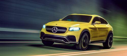 Mercedes-Benz GLC нового поколения дебютирует 17 июня