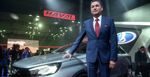 «АвтоВАЗ» намерен занять в 2015 году 20-процентную долю российского рынка