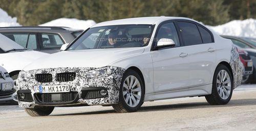 Прототипы BMW 3-Series были замечены автомобильными папарацци