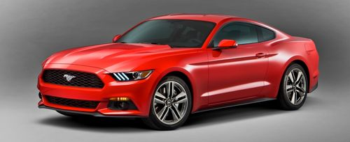 Шестое поколение Ford Mustang появится в России через месяц
