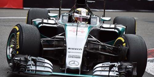 Ф-1. Результаты квалификации Гран При Монако 2015 года