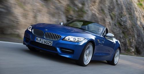 Родстер BMW Z4 получит новый цвет кузова