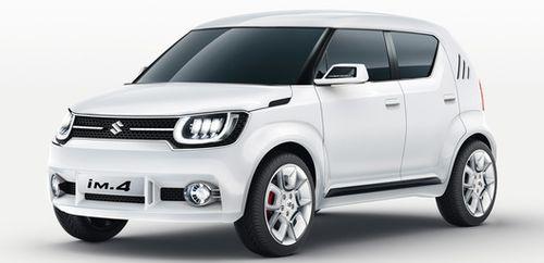 Концепт Suzuki iM-4 превратится в серийную модель