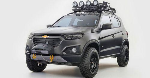 Проект Chevrolet Niva нового поколения будет реализован
